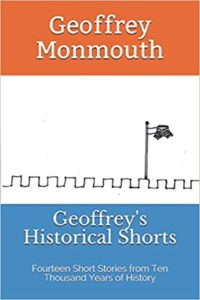 Cover of Geoffrey's Historical Shorts. Are these stories inclusive?